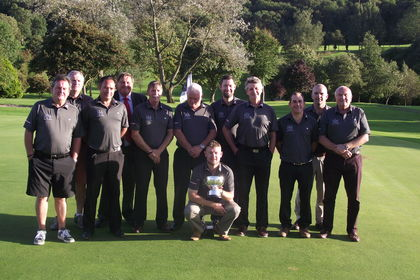 Long Sutton GC - Somerset Bowl winners