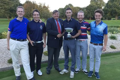 Worlebury GC - Pickeridge Bowl winners
