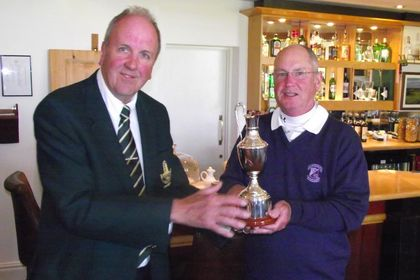 David Nelson - West of England Seniors Scratch Open Champion