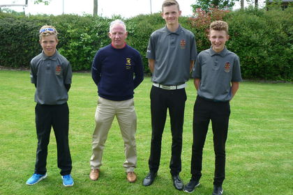Saltford GC - SGU Junior Champion Club