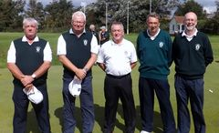 Losing Finalists - Isle of Wedmore GC