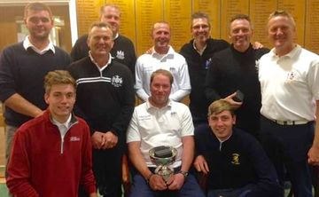 Weston-super-Mare GC - Somerset Bowl Winners 2015